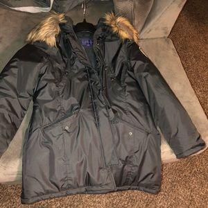 Brand New Grey Women's Winter Coat